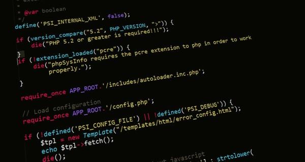 機械学習を用いるとソースコードから個人を識別可能という研究結果