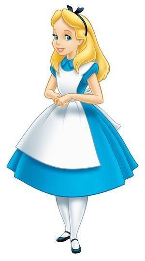 ディズニー プリンセス 画像集 その17 ふしぎの国のアリス 好きです 薄い本