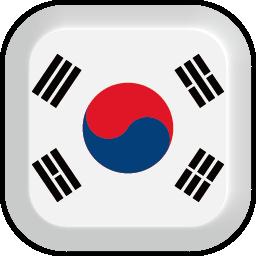 動画作成素材 国旗アイコン 韓国 がんばれ日本 動画紹介