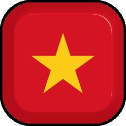 動画作成素材 国旗アイコン ベトナム がんばれ日本 動画紹介