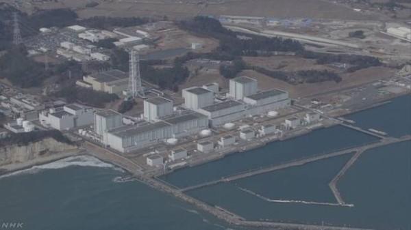 東電が福島第二原発を廃炉の方向で検討 福島県内の原発はすべて廃炉となる見通し