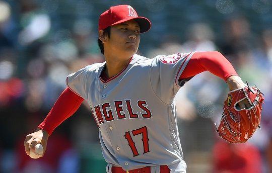 大谷翔平選手、野球ゲームみたいな魔球を投げてしまうwwwwww