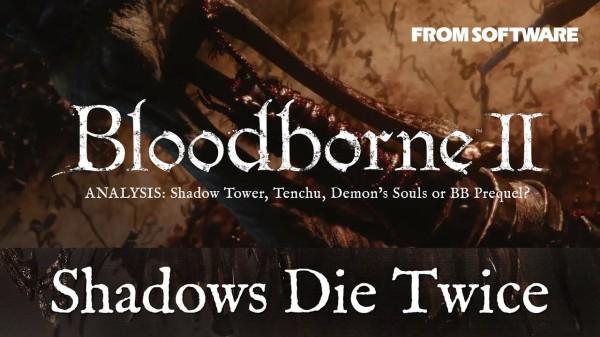 『ブラッドボーン2』と思われているフロムソフトウェアの新作『Shadows Die Twice』、まさかの…!