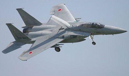 航空自衛隊が保有する主力専用機「F-15SJ」、性能がまさかのあのハードと同等と判明し騒然wwwww