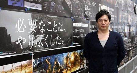 【かなしい】FF15田畑D、京大のイベントで一人だけ肩書きが『無職』