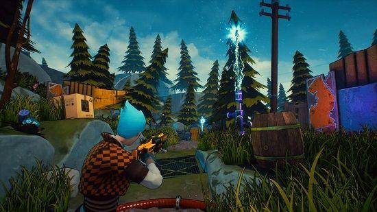 【朗報】ついにニンテンドースイッチにも『PUBG』風バトロワゲームが登場!!?新作TPSゲーがスイッチ・PS4・XboxOne・PC向けに開発中!!