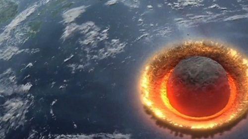 【絶望】 NASAから地球に衝突する可能性があると言われてる隕石、広島原爆の8万倍の威力に匹敵する事が判明