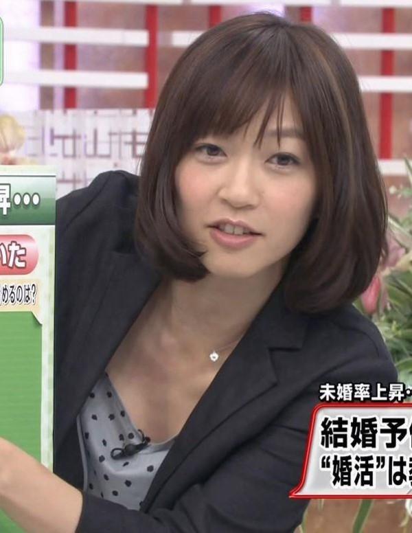 久保田智子アナの胸チラおっぱい丸見えキャプ : 女子アナとアイドル ...