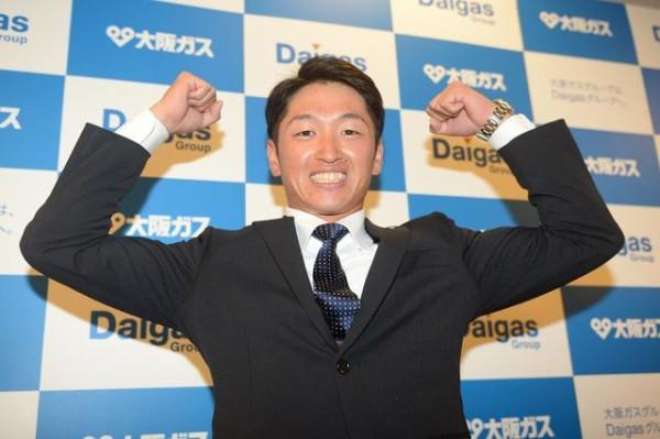 阪神ドラ1近本は開幕2番!矢野監督が明言 倍率6倍虎のセンター試験突破