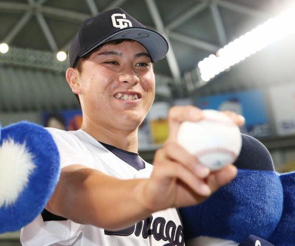 若松駿太(20)23試合 140回 10勝4敗 防御率2.12