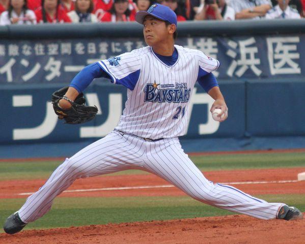 今永昇太(2018)3勝10敗 7.10