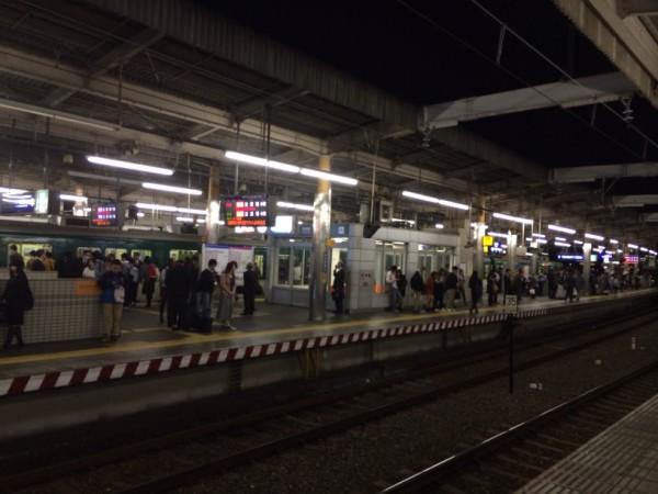 電車 遅延 新潟
