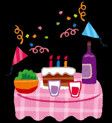 【愚痴】今日誕生日だったけど昨日夫と喧嘩して祝ってもらえなくなった。こんなことなら子供に無理にでも言わせとくんだった