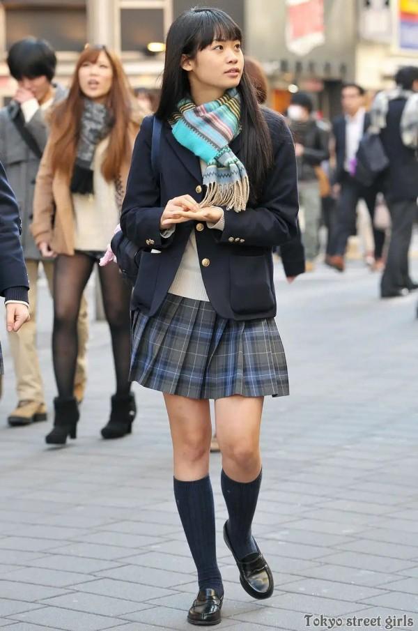 街撮り JK 顔出し モザなしjk東京ストリートガールズ 東京ストリートガールズ  盗撮写真