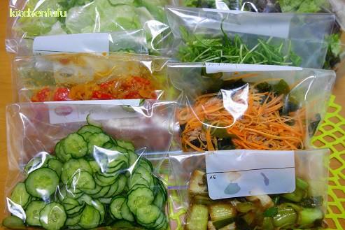 野菜 つくり おき