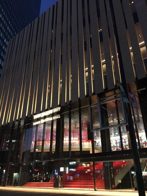 東京 建物 ブリリア ホール