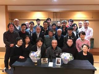 直江さんを偲ぶ会 : 合気道小林道場 活動報告