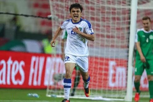 ウズベキスタン代表 着用スパイクデータ (アジアカップ2019) : Kohei's ...