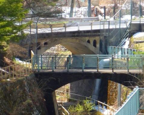 群馬県にある小さな聖橋 : カフヱー花園