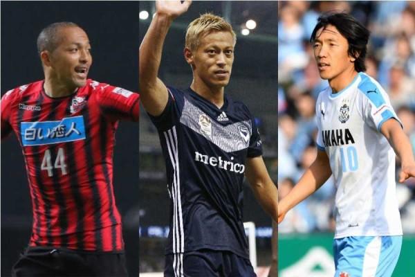 ◆Jリーグ◆GKカミンスキー「シンジ・オノ、ケイスケ・ホンダ、シュンスケ・ナカムラはほとんどの日本人が知っている」