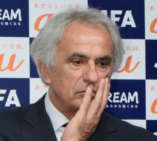◆日本代表◆代表OBハリルに痛烈な皮肉?「ポイチは立派、何億も貰って結果出せない何処かの外国人監督と違って男気がある」