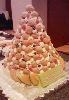 かつみ ケーキ