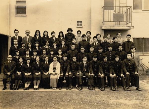 1972年(昭和47年)~1974年(昭和49年) 卒寮生 : 矯風会卒寮生のblog