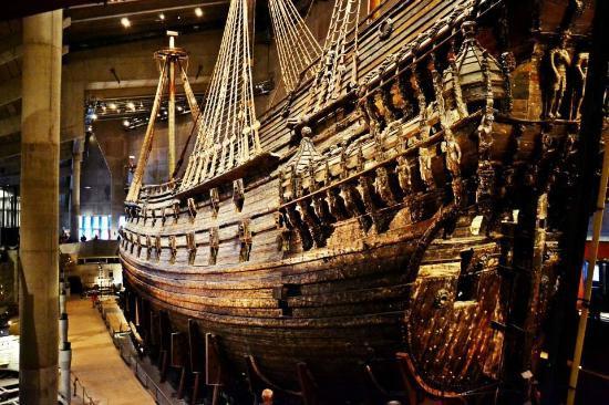 333年間も北欧の海底に沈んでいたヴァーサ号 : 多言語翻訳 Samurai ...