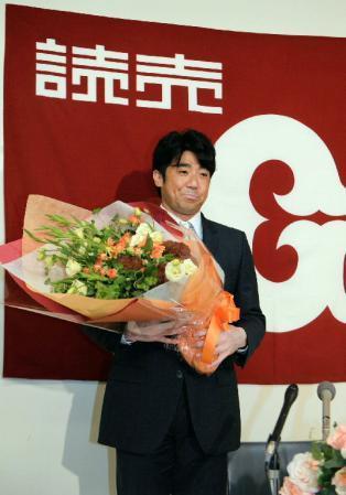 巨人・古城茂幸(37)が現役引退 思い出は球児から放ったサヨナラ ...