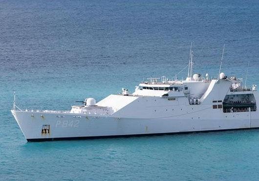オランダ海軍「ホランド」級就役年月の修正、2番艦は今年8月23日に ...