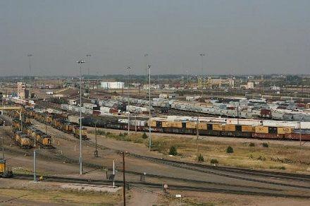 世界最大の貨車操車場 : 旅予約
