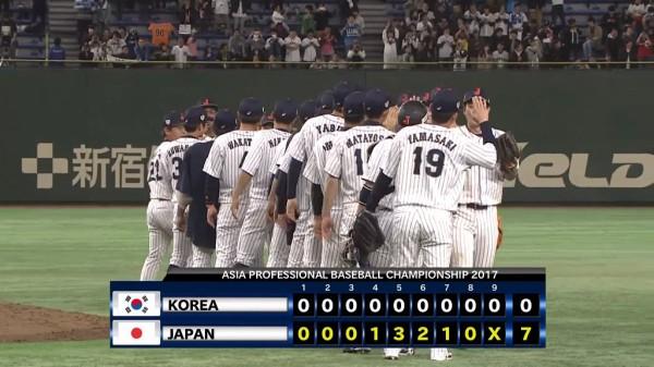 【野球】韓国代表は日本に勝っていたら東京ドームのマウンドに太極旗をさすつもりだったらしい【7-0】
