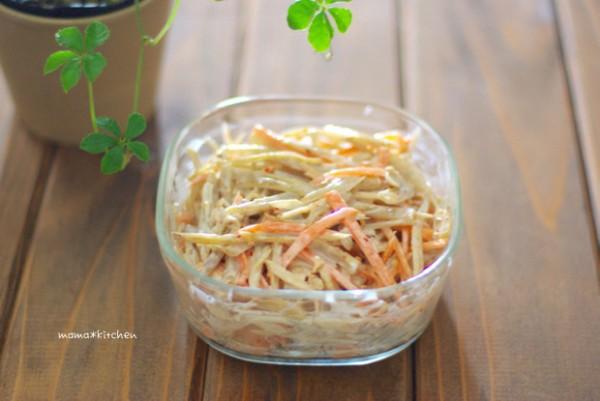 に 合う ライス サラダ カレー