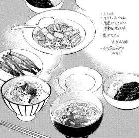 きのう 何 食べ た 炊き込み ご飯
