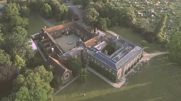 ゾーン2の宮殿フラムパレス(Fulham Palace)(無料)&ガーデン(2020_6_29再オープン ...