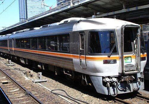 キハ85系が初の2両編成での特急運用開始 : まぁ~くんの乗り物情報日記