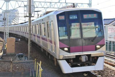 東京メトロ08系も汚電車になっちゃうよ、東武さん! : 「まつもと ...