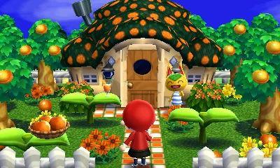 あつ 森 果樹 園