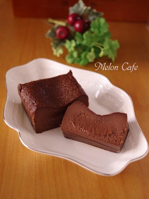 ガトー ショコラ 作り方