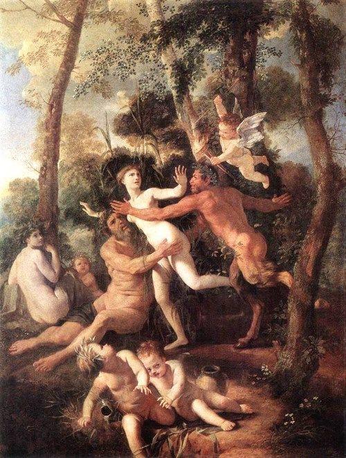 ギリシャ神話の牧神パンの絵画11選。パニックの語源となった好色な ...