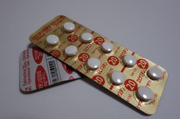 塩酸 塩 エピナスチン