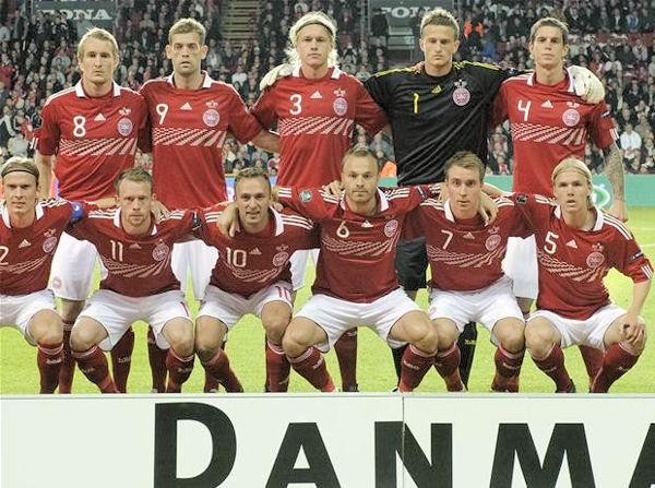 EURO2012予選:デンマークvsアイスランド : あいらぶ☆Simon Kjaer