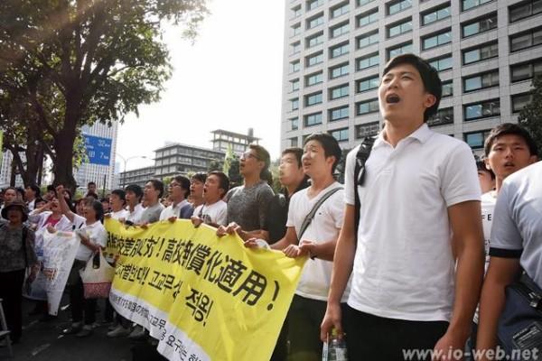 【在日】判決に怒号と悲鳴・・・朝鮮高校無償化裁判で生徒の声届かず「国による差別」「広島ヘイト判決を上回る酷い判決」