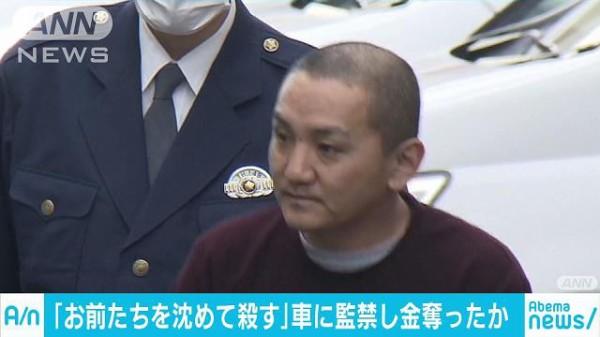 男女2人監禁し現金奪った疑い 41歳韓国人の橋本竜巳こと宋竜巳逮捕「お前たちを沈めて〇す」