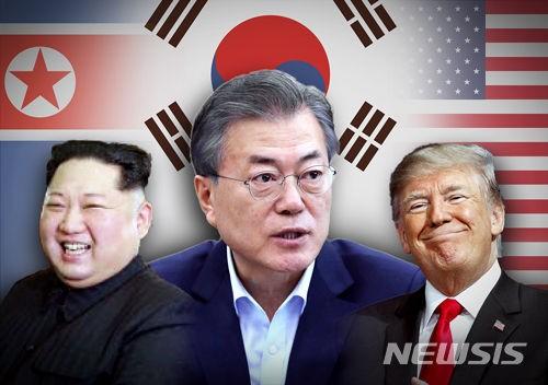 【韓国】 米NBC「対北朝鮮外交スタイル、ムン大統領はカメでトランプはウサギ。ノーベル賞にふさわしいのはムン」