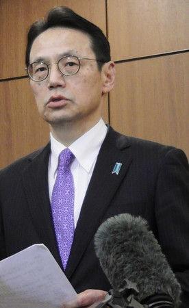 【日本政府】徴用工訴訟で対抗措置検討、韓国に伝達-局長級会談