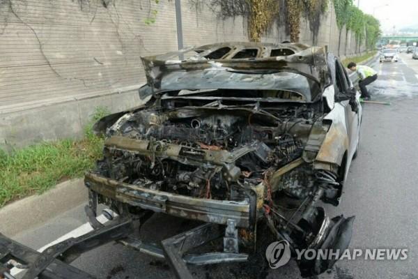 【韓国】エクウスに続いて現代アバンテからも出火