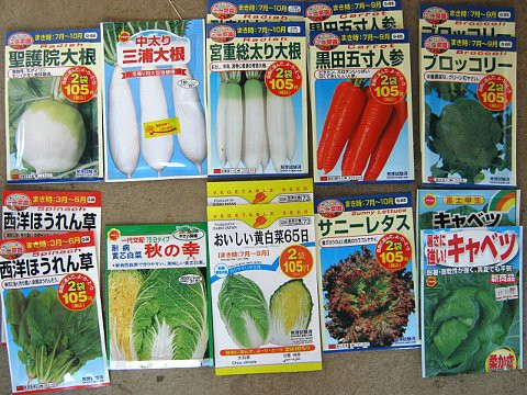 植える 2 野菜 に 月