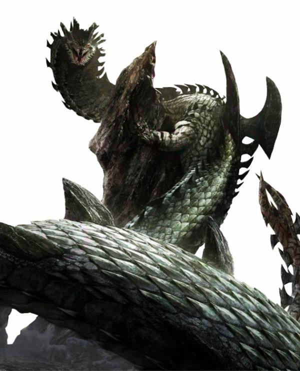 MHW】ナンバリングタイトルの中ではゾラマグダラオスが一番