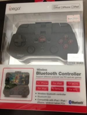 設定編】Blutrol + IPEGA Wireless Bluetooth Controller : 備忘録